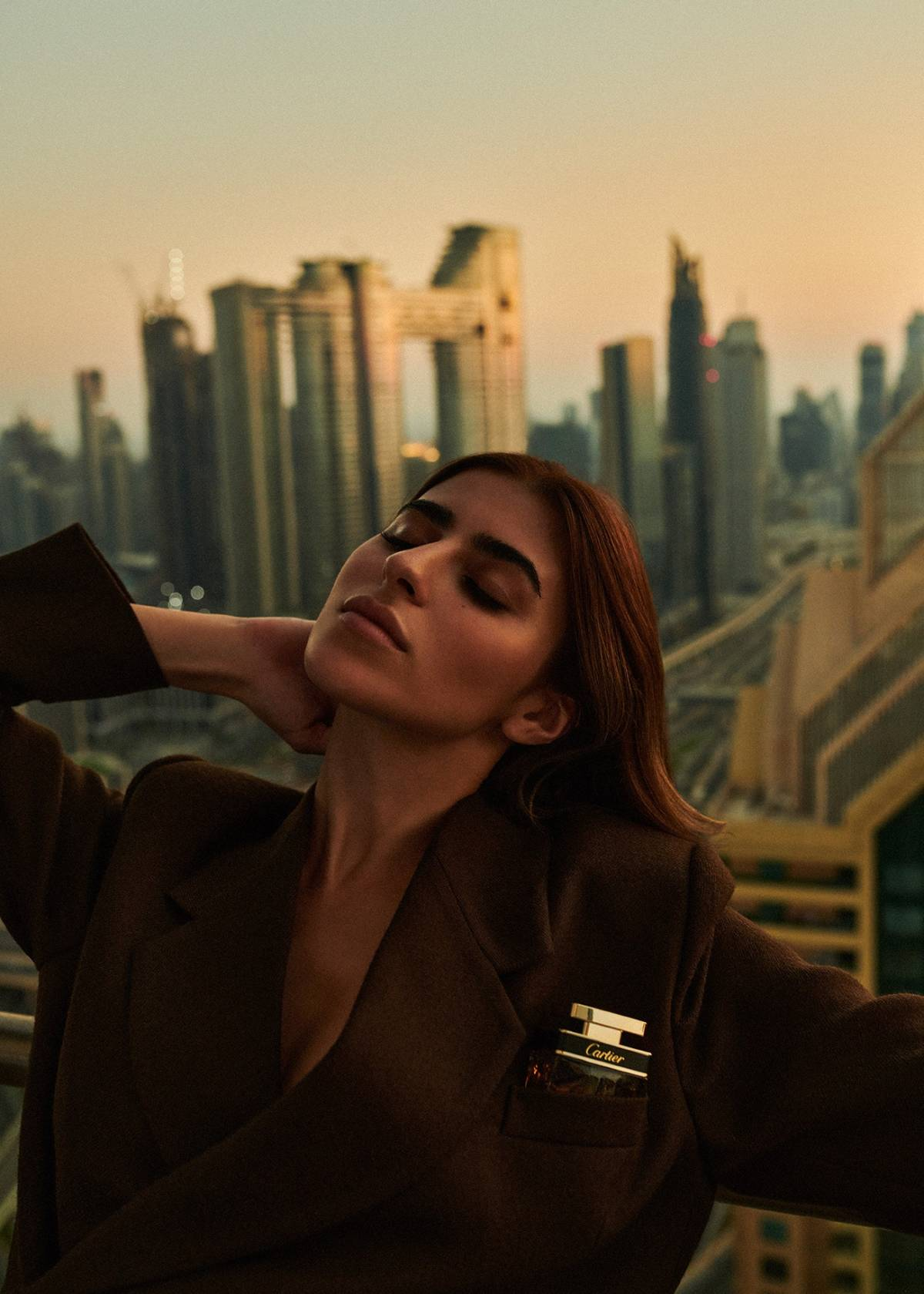 MMG Produces Global Campaign for Cartier in Dubai